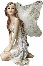 GRX-ART Statua/Scultura Angelo, Statuetta Fata