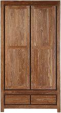 Guardaroba in massello di legno di sheesham