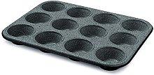 Guardini Blackstone, Stampo 12 muffins 27x35 cm,