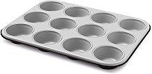 Guardini Silver Elegance Stampo 12 Muffins,