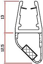 Guarnizione Per Box Doccia 2 MT mod 412 Sns+Nsn