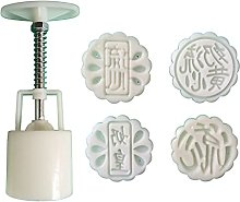 Gulang-keng - Stampo per torta a forma di luna a
