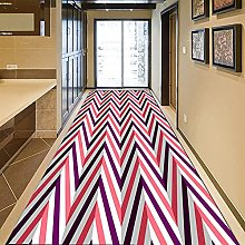 GUODIU Tappeto Corridoio Passatoia 110x230cm