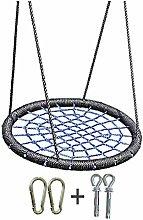 Guoqunshop Dondoli/Altalena Spider Web Swing Nylon
