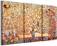 Gustav Klimt L'Albero della Vita 120x90