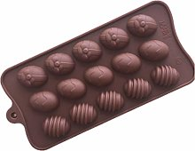 Guyaq - Stampo per cioccolatini a 15 fori, in