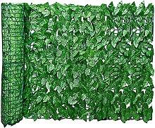 GXBCS Siepe Artificiale per Balcone Artificiale