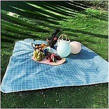 Gymqian Camping Mat Impermeabile Beach Coperta