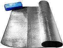 Gymqian Foil Impermeabile in Alluminio Eva Camping