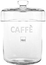 H&h barattolo vetro caffe contenitori per alimenti