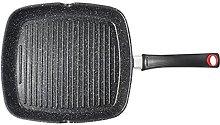 H&h bistecchiera antiaderente borghese cm28x28
