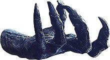 H HILABEE Demon Eye Scultura da parete a mano