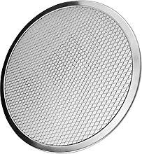 H HILABEE Forno a Rete Piatta in Alluminio,