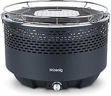 H.Koenig RIO440 - Barbecue a carbonella,