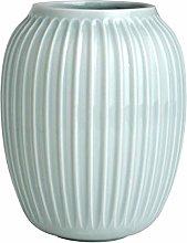 HAK KÄHLER 692374 Hammershoi - Vaso, in porcellana