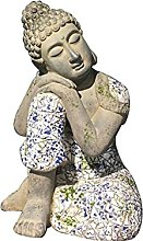 HAKLAKY Accessori Giardino Cortile Buddha