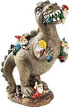 HAKLAKY Accessori Giardino Giardino Dinosauro