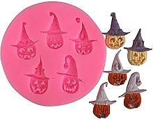 Halloween Pirate Pumpkin Stampo Per Torta In