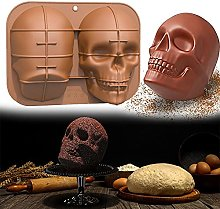 Handmade halloween cottura al cioccolato zucchero