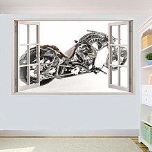 HAOGG Adesivo Effetto 3D Adesivo Murale Per