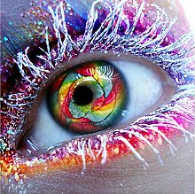 Haojeer 5D DIY Diamond Painting Kit Bulbo Oculare