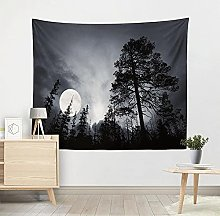 haoyunlai Forest Stream Tapestry Wall Hanging