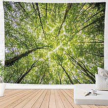 haoyunlai Natura Wall Tapestry Tree Forest