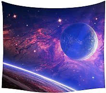 haoyunlai Starry Sky Decor Tapestry Wall Hanging
