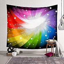 haoyunlai Wall Art Tapestry Abstract Tapestries