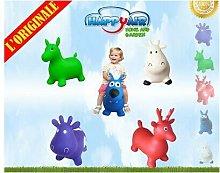 Happy Air Ltd - Cavalcabile in gomma Puppy asino