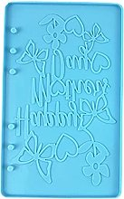 Happy Mother's Day Notebook A6 Cover Resina