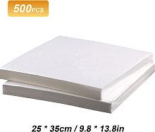 Happyshopping - 500 PZ Forno Pergamena Carta Da