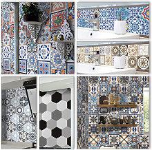 Happyshopping - Adesivi murali per piastrelle di