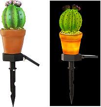 Happyshopping - Lampada da giardino solare per