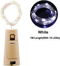 Happyshopping - Tappo per bottiglia di vino a LED