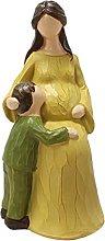 Happyyami Madre E Figure Figurine in Resina E