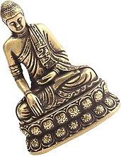 Happyyami Ottone Sakyamuni Buddha Meditazione