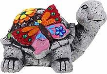 Happyyami Tartarughe Giardino Animale Statua