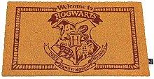 HARRY POTTER Zerbino Welcome To Hogwarts Doormat