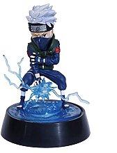 Hatake Kakashi Naruto Figure/11cm Anime Statua in