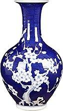 Hbao Vaso ceramica antiquariato dipinto a mano