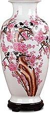 Hbao Vaso classico, vaso in ceramica, porcellana