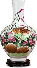 Hbao Vaso di porcellana, regalo artigianale,