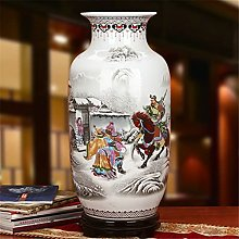Hbao - Vaso grande per soggiorno, decorazione per
