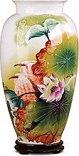 Hbao Vaso in porcellana, porcellana regalo, rosa