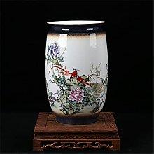 Hbao - Vaso per melone invernale in porcellana,