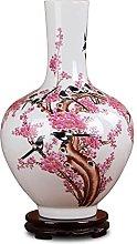 Hbao Vaso retrò vaso in ceramica vaso regalo
