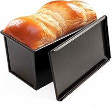 HEITIGN 450 G Scatola Per Toast Con Coperchio,