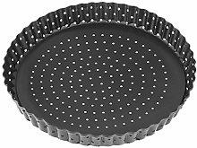 HEMOTON Stampo per crostate e Quiche, 20 cm,