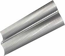 HEMOTON Teglia per Baguette Perforata 2 Slot
